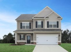 The Benson - Crossings at Drakes Branch: Nashville, Tennessee - Smith Douglas Homes