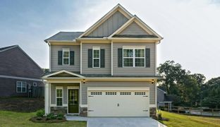 The Braselton - Kingsport Estates: Antioch, Tennessee - Smith Douglas Homes