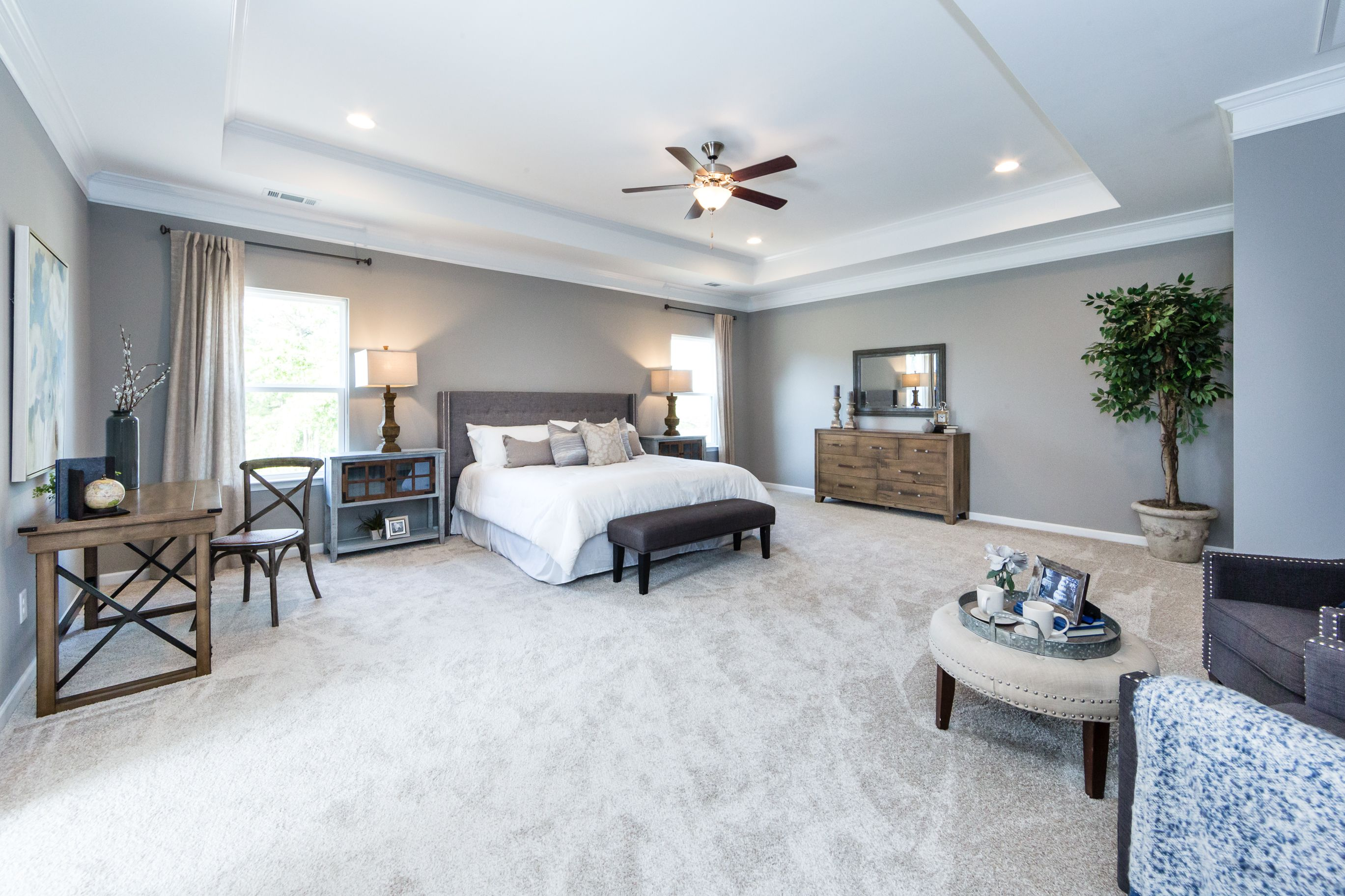 Bedroom featured in The Buffington G By Smith Douglas Homes in Huntsville, AL