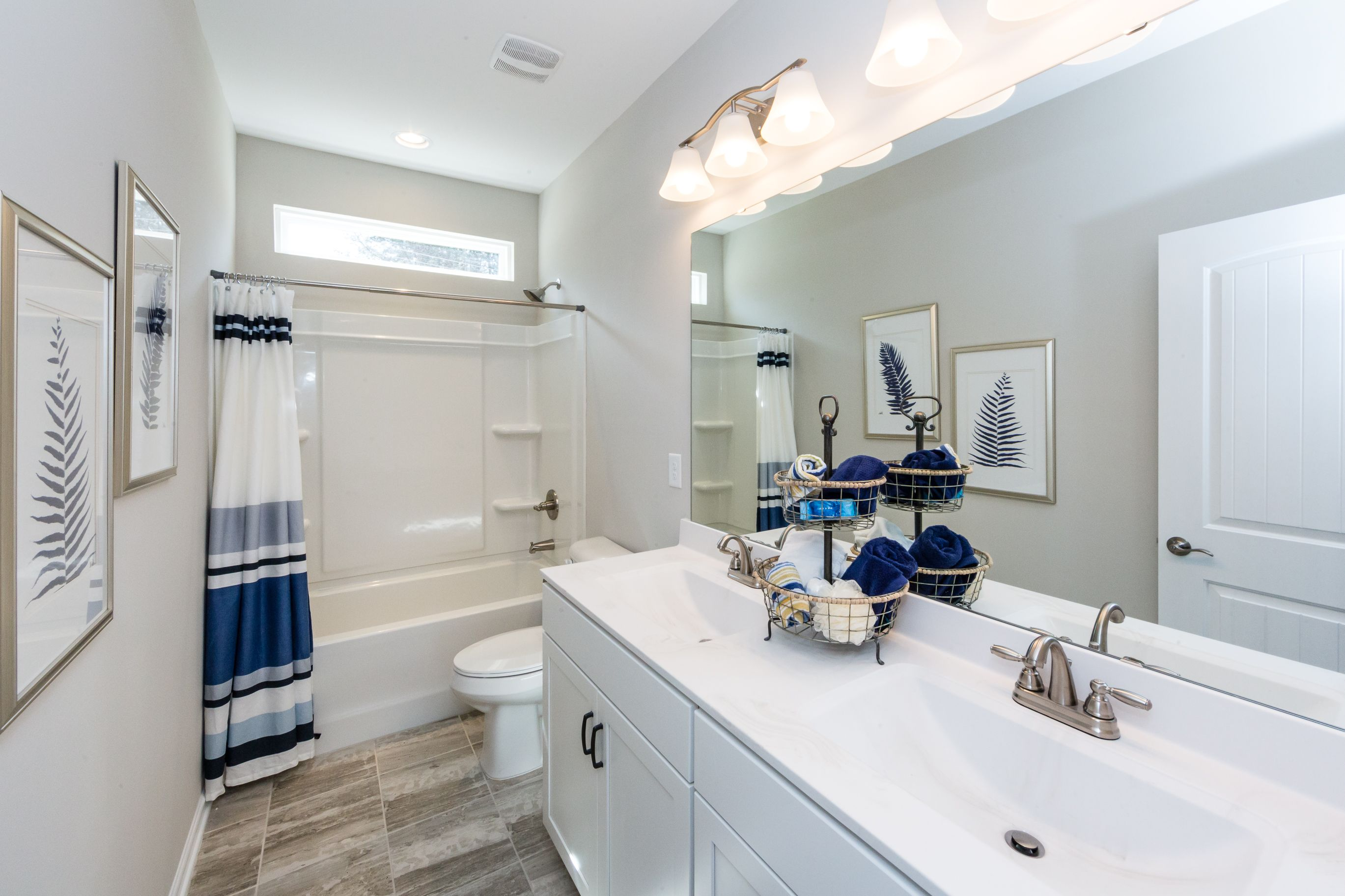 Bathroom featured in The Buffington G By Smith Douglas Homes in Huntsville, AL