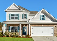 The Palmer - Kimbro Woods: Murfreesboro, Tennessee - Smith Douglas Homes