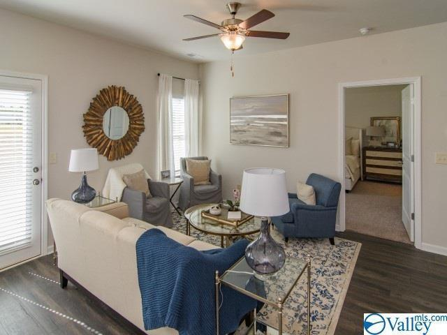 Living Area featured in The Pruitt I By Smith Douglas Homes in Huntsville, AL