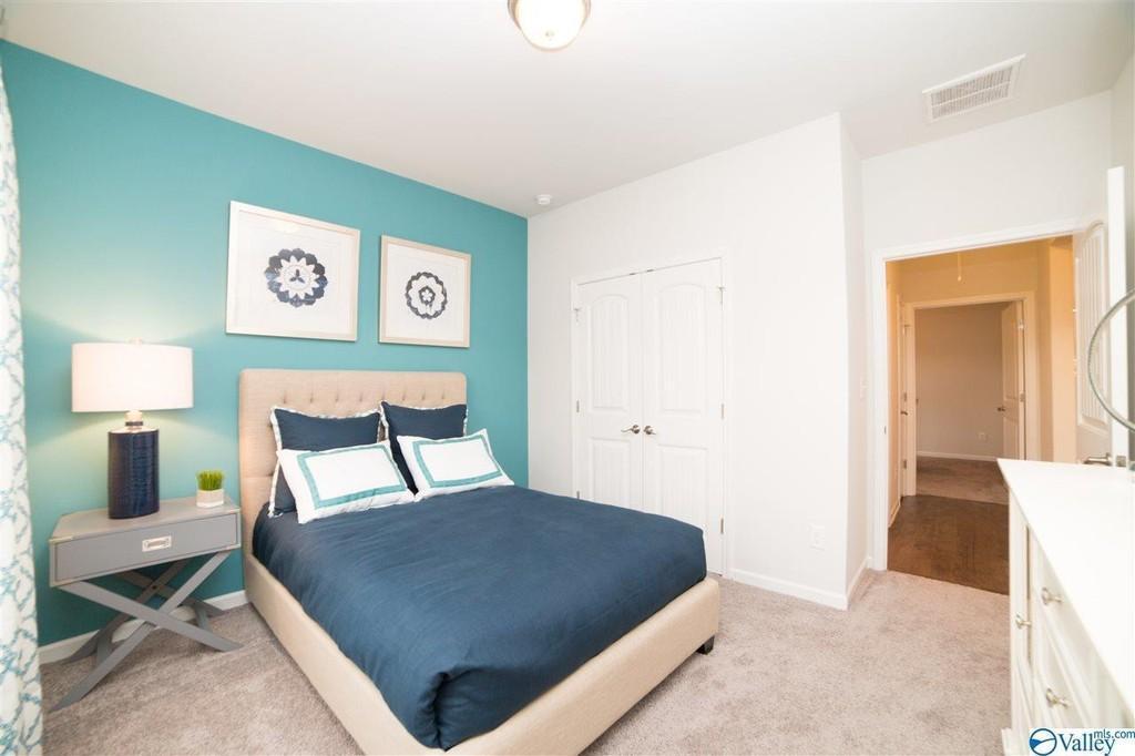 Bedroom featured in The Lanier By Smith Douglas Homes in Huntsville, AL