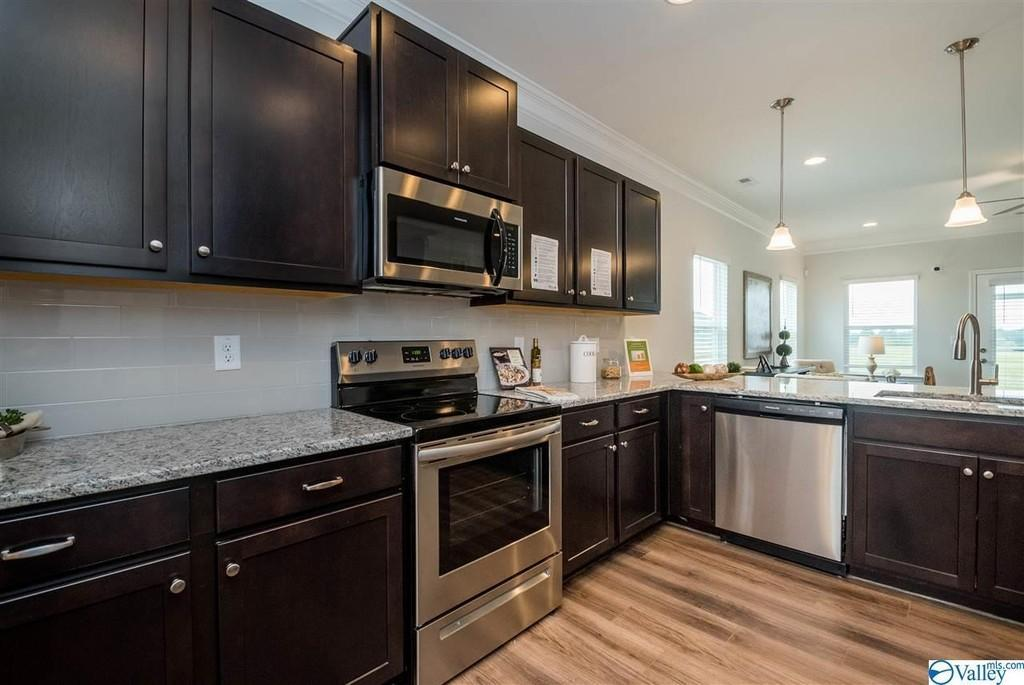 Kitchen featured in The Carlyle By Smith Douglas Homes in Huntsville, AL