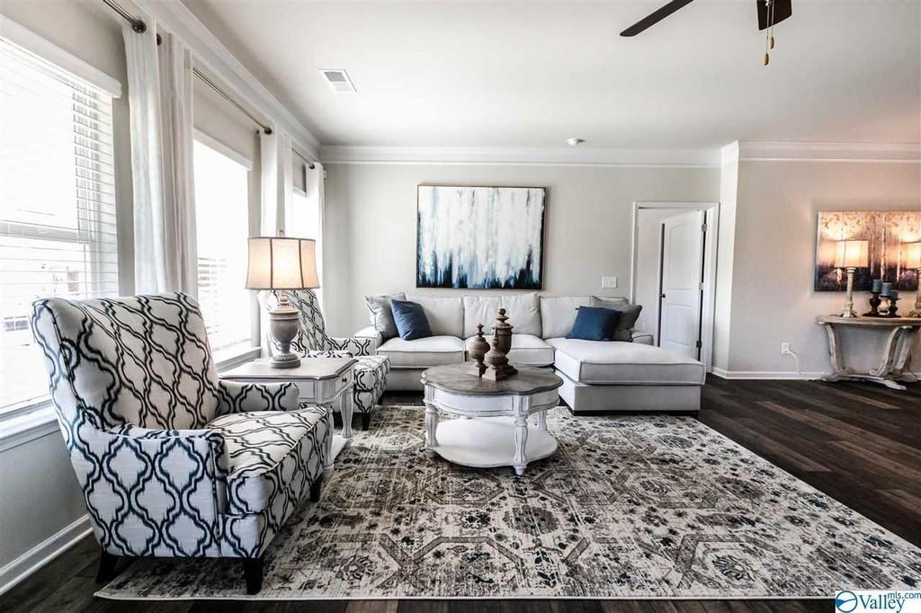 Living Area featured in The Campbell By Smith Douglas Homes in Huntsville, AL