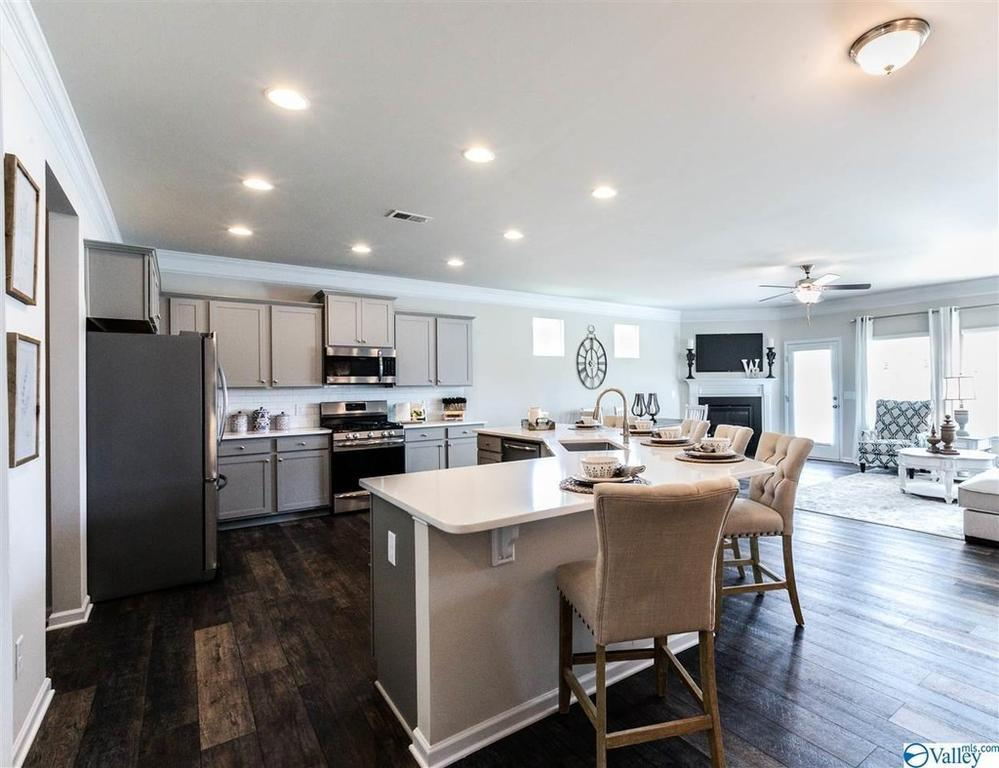 Kitchen featured in The Campbell By Smith Douglas Homes in Huntsville, AL