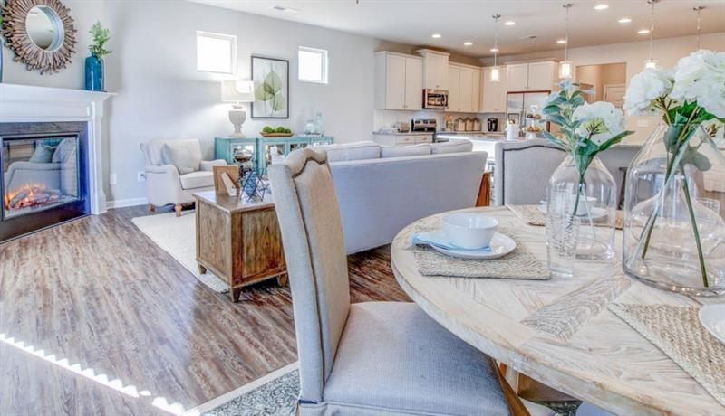 Living Area featured in The Campbell By Smith Douglas Homes in Macon, GA