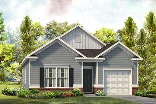 The Reynolds - The Glades: Calera, Alabama - Smith Douglas Homes