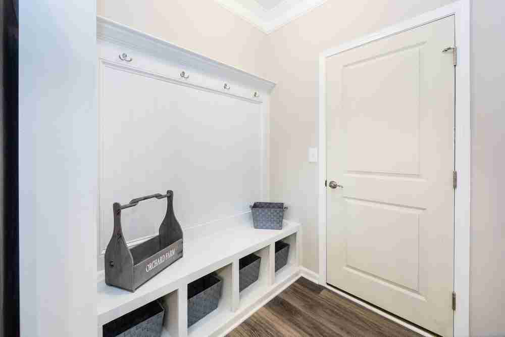 Buffington Mudroom