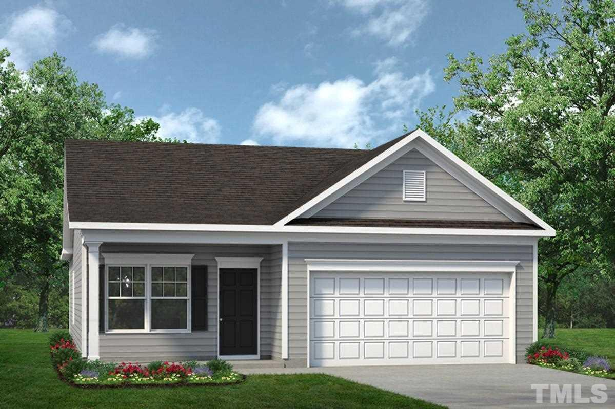 Exterior featured in The Piedmont By Smith Douglas Homes in Goldsboro, NC