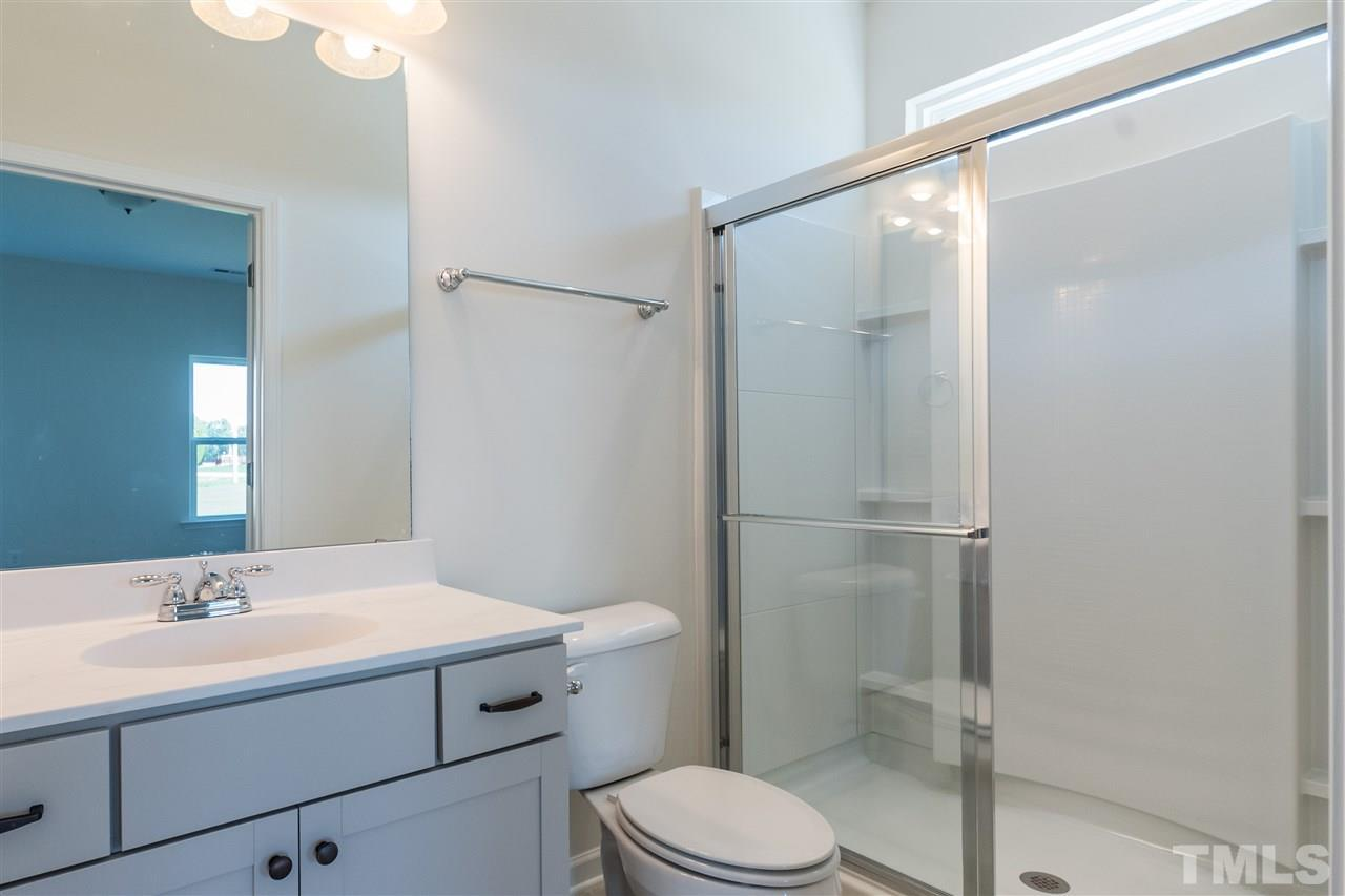 Bathroom featured in The Foxcroft By Smith Douglas Homes in Goldsboro, NC