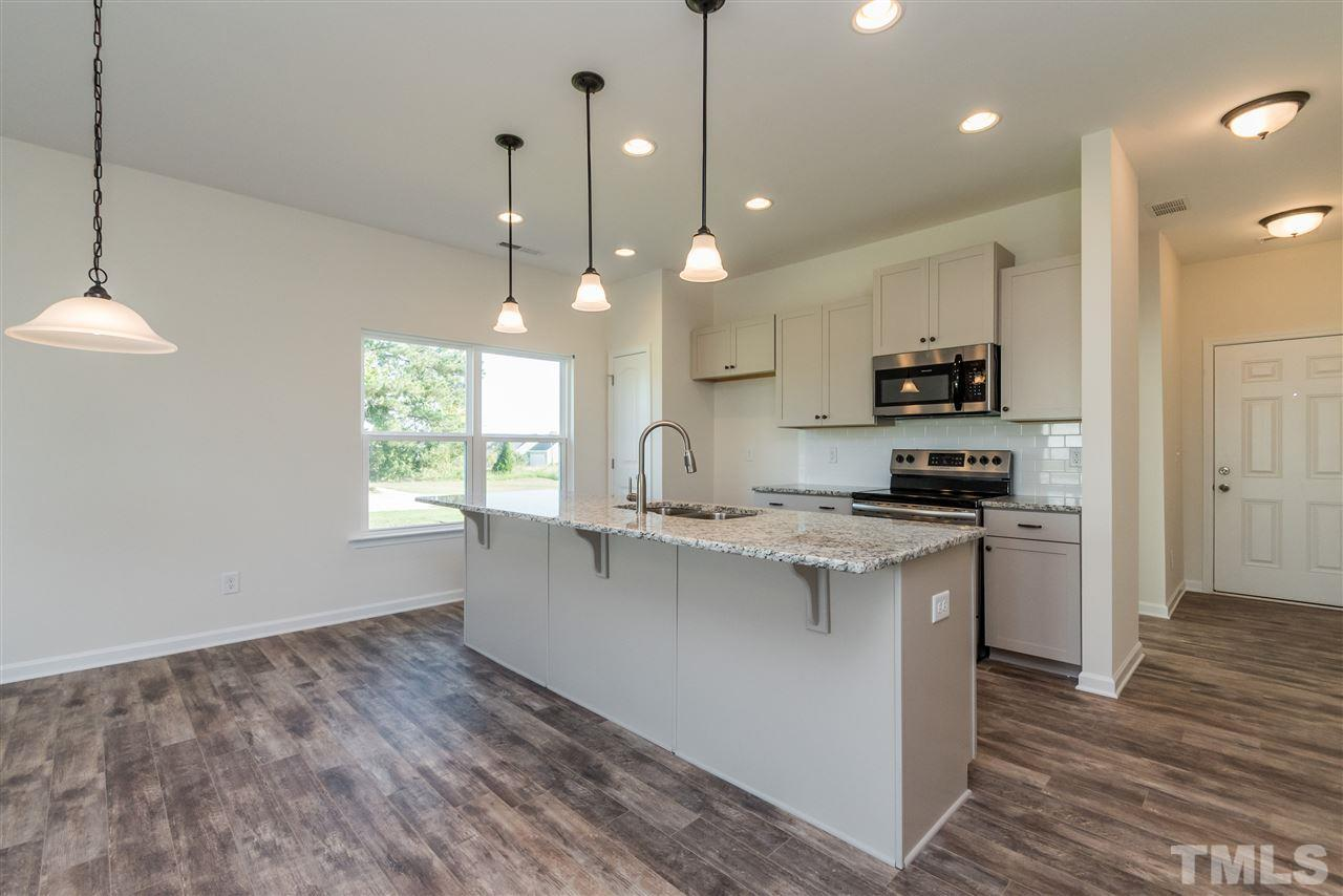 Kitchen featured in The Foxcroft By Smith Douglas Homes in Goldsboro, NC