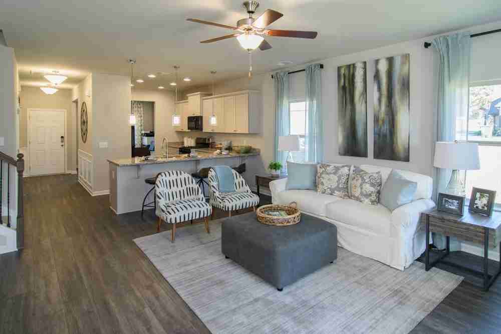 Carlyle Living Area