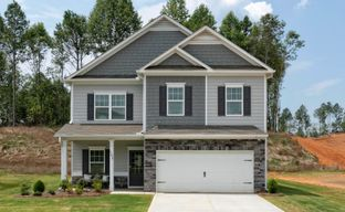 The Crest by Smith Douglas Homes in Birmingham Alabama