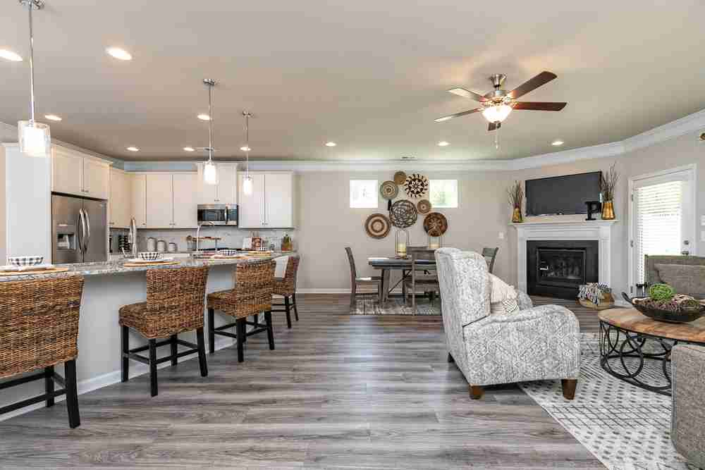 Campbell Open Concept Living