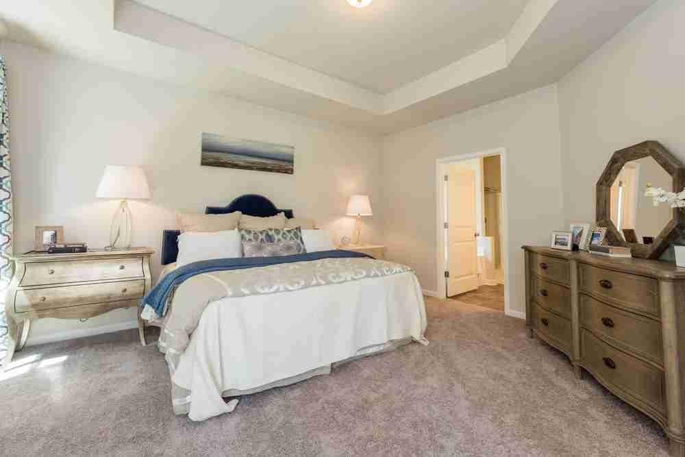 Lanier Owner's Bedroom