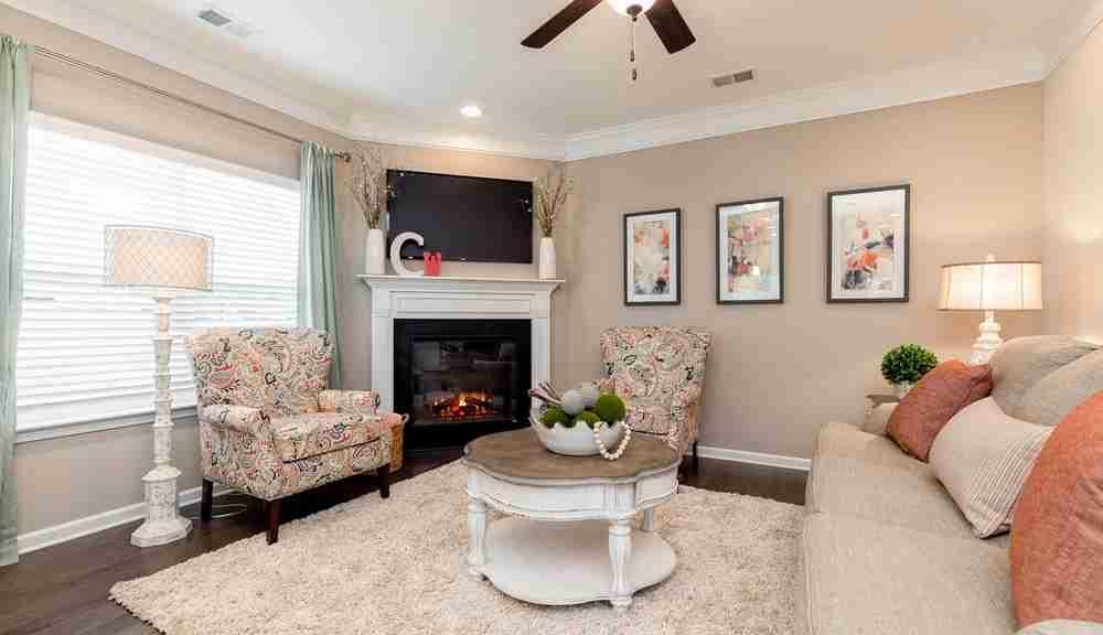 The Maddux - Family Room