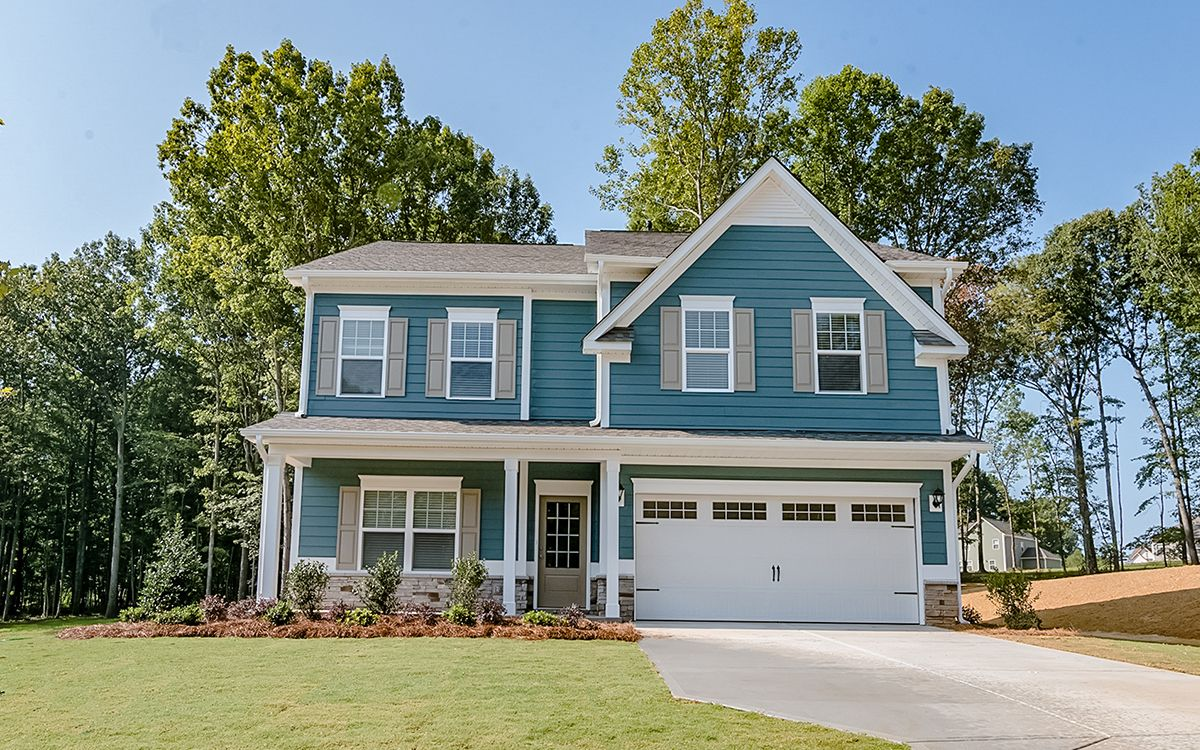 'Trinity Crossing' by Smith Douglas Homes- Charlotte in Charlotte