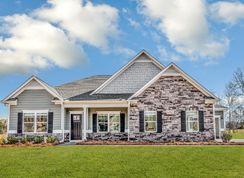 The Avery - Cane Mill Estates: Coats, North Carolina - Smith Douglas Homes