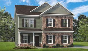 The Buffington - Cane Mill Estates: Coats, North Carolina - Smith Douglas Homes