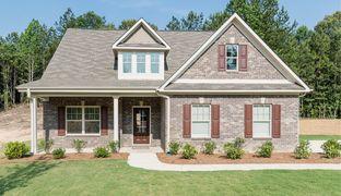 The Reges - Cane Mill Estates: Coats, North Carolina - Smith Douglas Homes