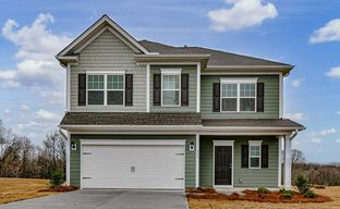 The Pines by Smith Douglas Homes in Charlotte North Carolina