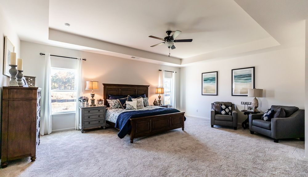 The Buffington - Owner's Suite