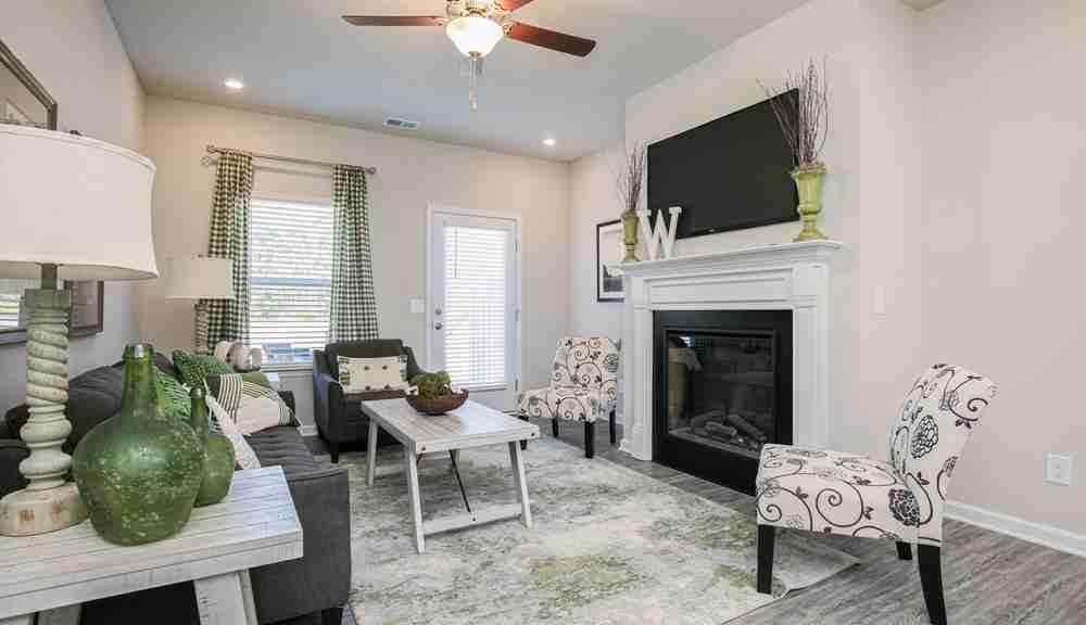 The Piedmont - Family Room