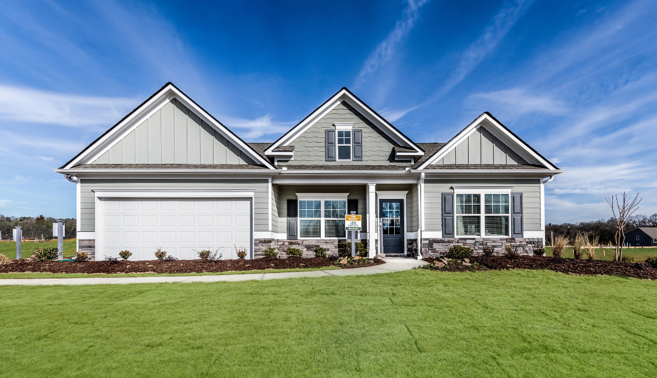 'Winston Pointe South' by Smith Douglas Homes - Raleigh in Raleigh-Durham-Chapel Hill