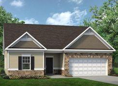 The Lathem - Harpers Creek: Harpersville, Alabama - Smith Douglas Homes