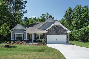 The Avery - Brookhill Landing: Athens, Alabama - Smith Douglas Homes