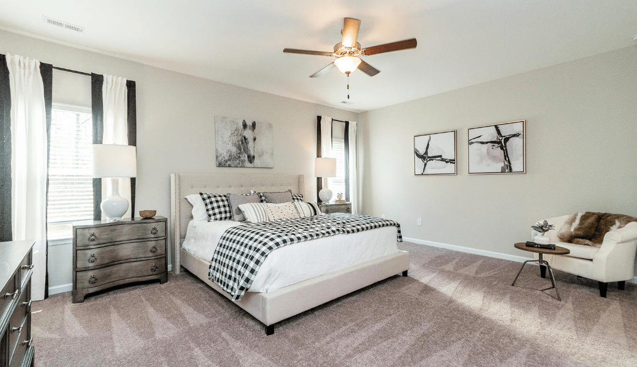 Bedroom featured in The Avery By Smith Douglas Homes in Raleigh-Durham-Chapel Hill, NC