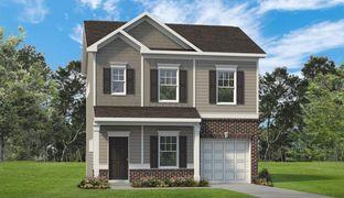 The Kensington - Waterside: Calhoun, Georgia - Smith Douglas Homes