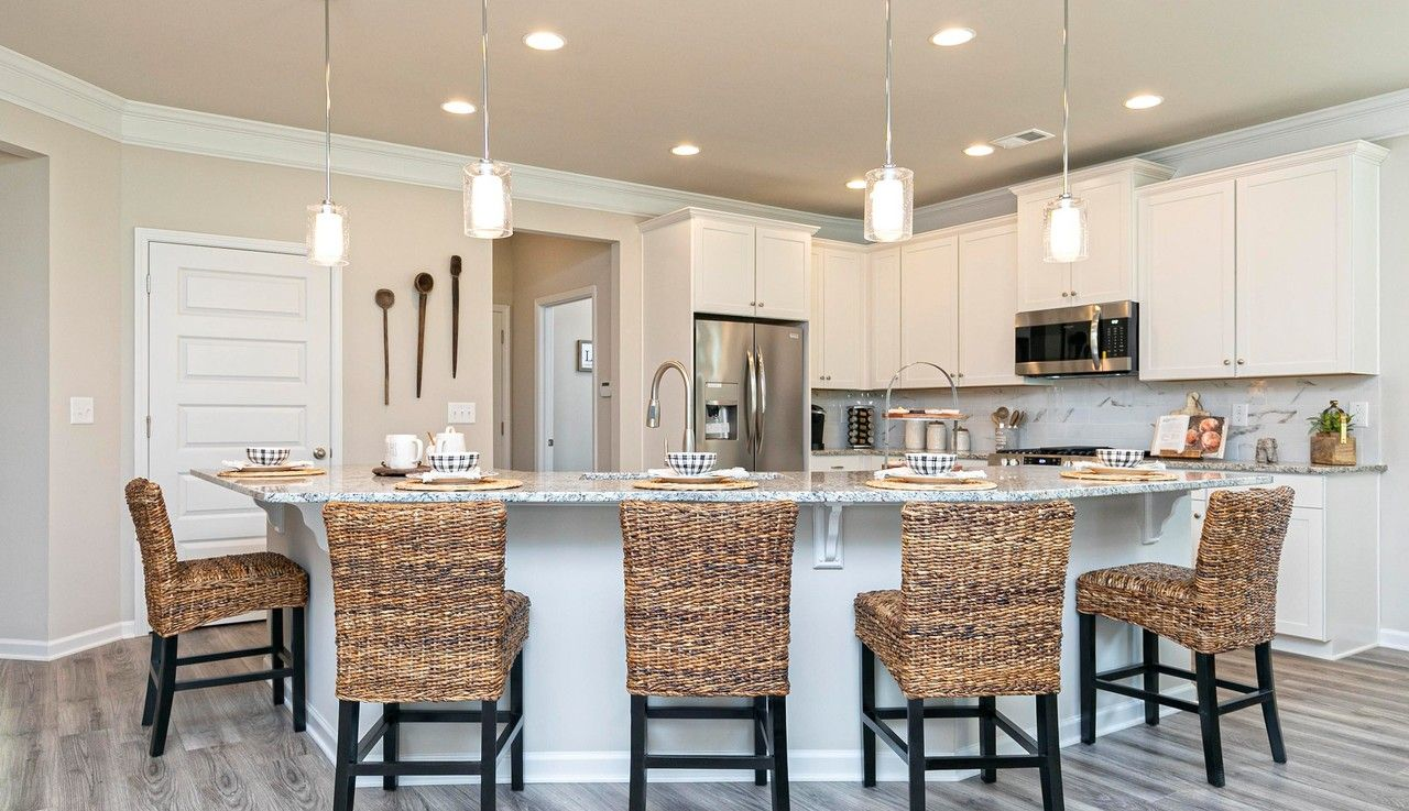 Kitchen featured in The Campbell By Smith Douglas Homes in Atlanta, GA