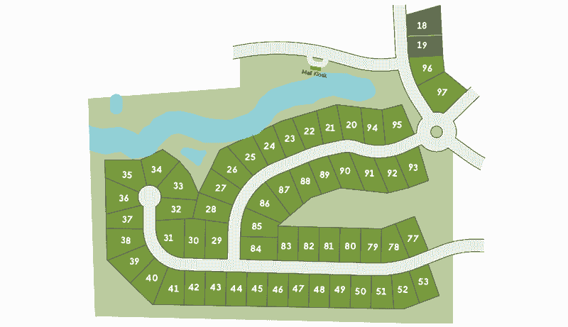 Phase 2 Site Map