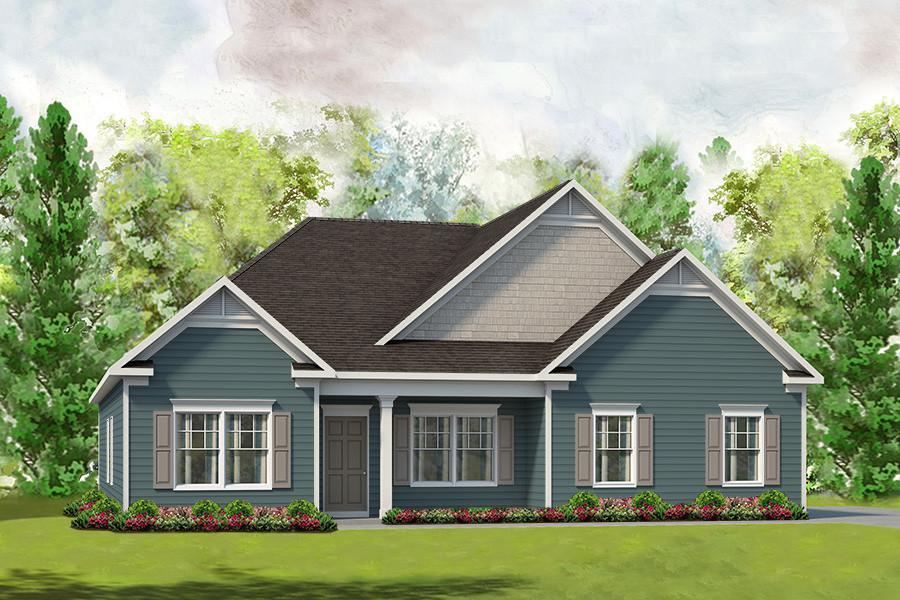 The Avery Home Plan By Smith Douglas Homes In Vermillion