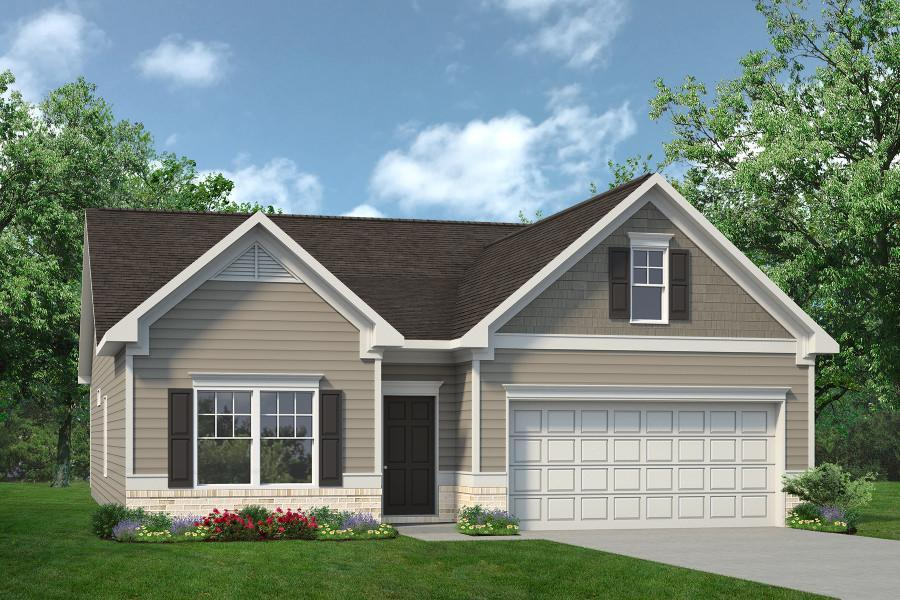 Exterior featured in The Crawford By Smith Douglas Homes in Birmingham, AL