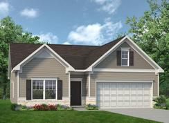 The Crawford - Blackwell Meadows: Jasper, Alabama - Smith Douglas Homes