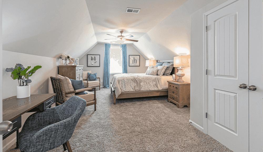 The Bayfield - Optional Bonus Room