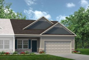 The Peachtree - Crossings at Drakes Branch: Nashville, Tennessee - Smith Douglas Homes