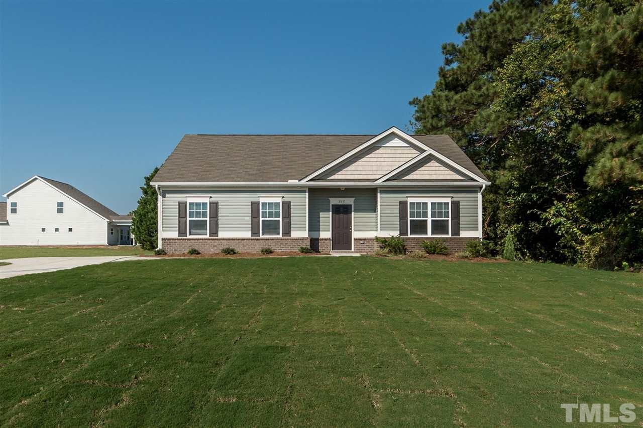 Exterior featured in The Phoenix By Smith Douglas Homes in Goldsboro, NC