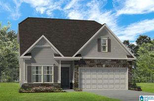 The Carlyle - Horizons: Pell City, Alabama - Smith Douglas Homes