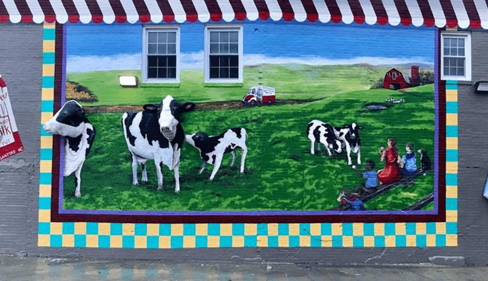 Sanford Mural Art Trail