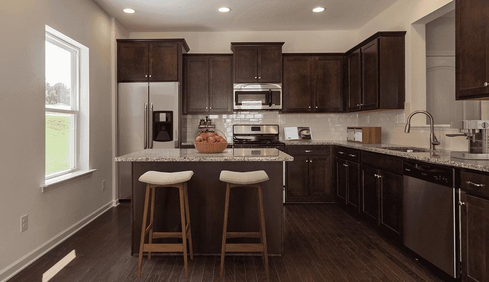 The Carrington - Kitchen