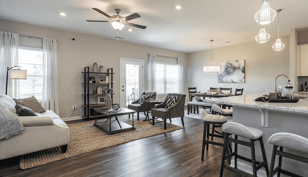 The Pruitt - Family Room