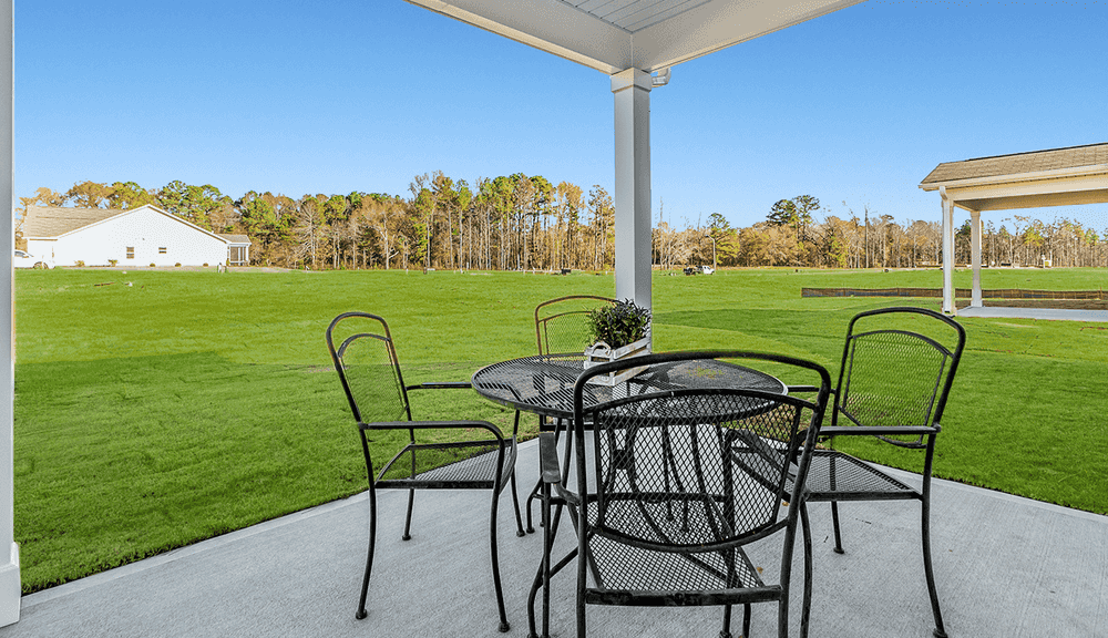 The Palmer - Optional Covered Patio