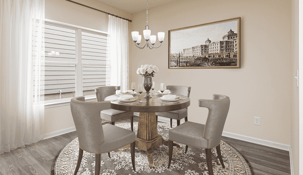 The Greenbriar - Dining Area