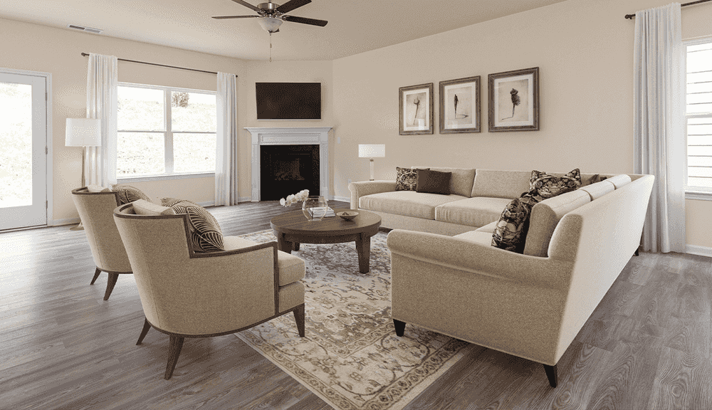 The Greenbriar - Family Room