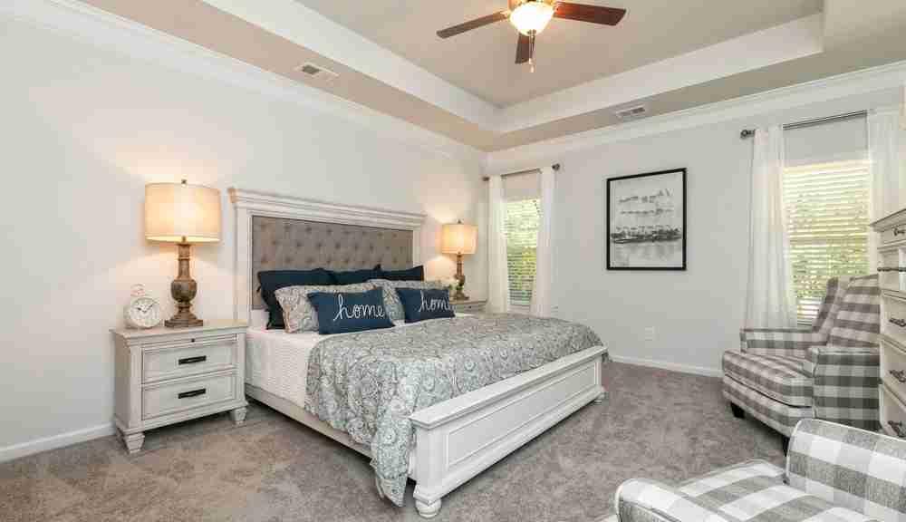 The Vinings - Owner's Bedroom