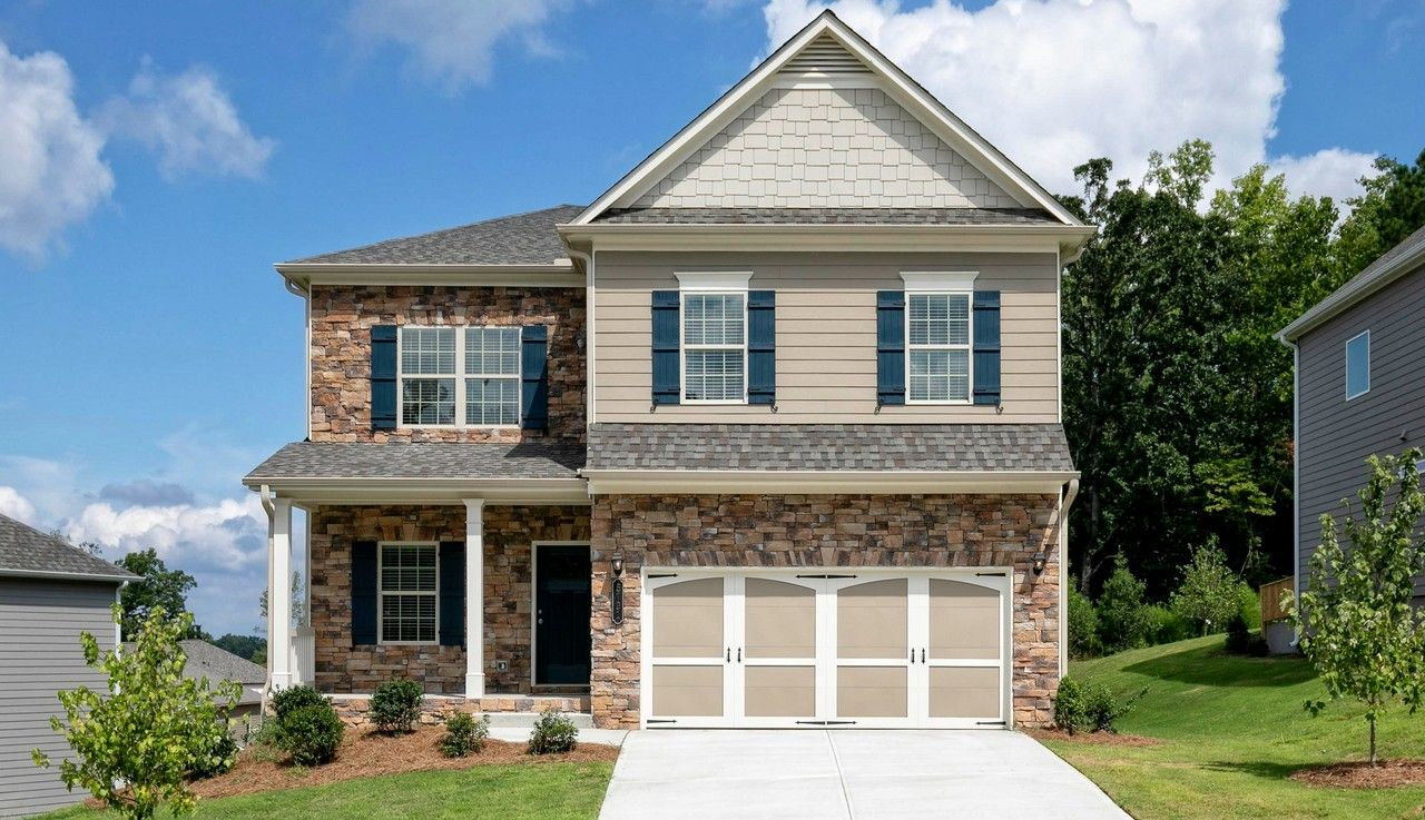Exterior featured in The Buffington By Smith Douglas Homes in Macon, GA